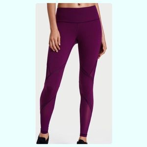 Victoria Secret Purple Knockout Leggings